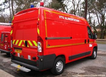 <h2>Véhicule pour interventions diverses - Gujan-Mestras - Gironde (33)</h2>
