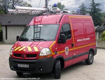 <h2>Véhicule pour interventions diverses - Villard-Bonnot - Isère (38)</h2>