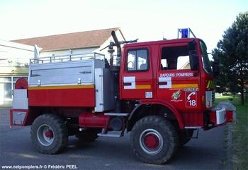 <h2>Camion-citerne pour feux de forêts - Seltz - Bas-Rhin (67)</h2>