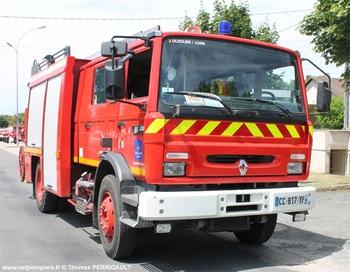 <h2>Fourgon-pompe tonne - Ouzouer-sur-Loire - Loiret (45)</h2>