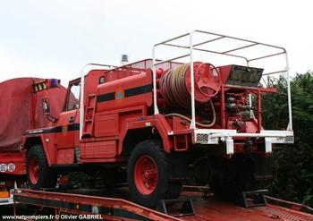 <h2>Camion-citerne pour feux de forêts - Nogent-le-Rotrou - Eure-et-Loir (28)</h2>