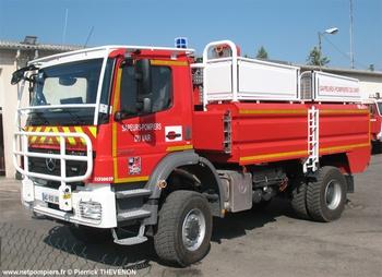 <h2>Camion-citerne pour feux de forêts - Vinon - Var (83)</h2>