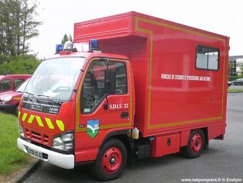 <h2>Véhicule de secours et d'assistance aux victimes - Île-de-Bréhat - Côtes-d'Armor (22)</h2>