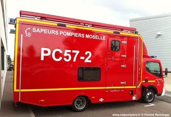 <h2>Véhicule poste de commandement - Thionville - Moselle (57)</h2>