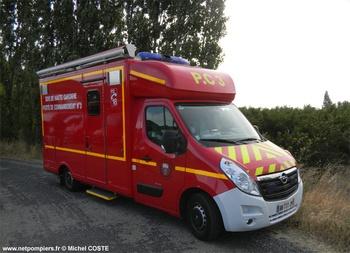 <h2>Véhicule poste de commandement - Haute-Garonne (31)</h2>