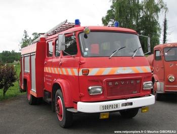 Fourgon-pompe tonne, Sapeurs-pompiers, Eure-et-Loir (28)