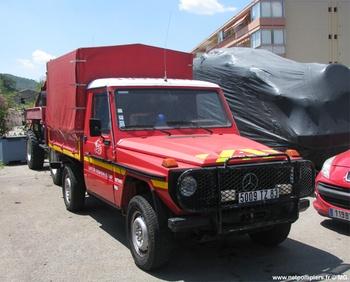 Véhicule d'assistance technique, Sapeurs-pompiers, Var (83)