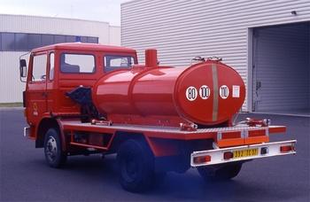 <h2>Véhicule de transport de liquide émulseur - Chinon - Indre-et-Loire (37)</h2>