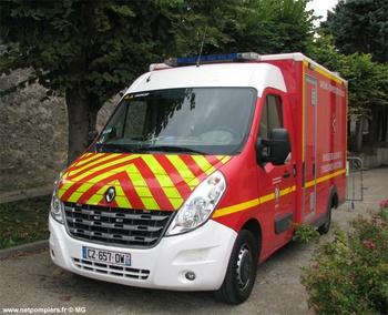 <h2>Véhicule de secours et d'assistance aux victimes - Chanteloup-les-vignes - Yvelines (78)</h2>