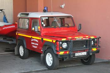 Véhicule de liaison, Sapeurs-pompiers, Loir-et-Cher