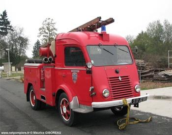 Véhicule de première intervention, Sapeurs-pompiers, Essonne (91)