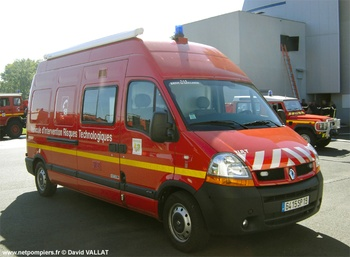 <h2>Véhicule pour interventions à risques technologiques - Brive-la-Gaillarde - Corrèze (19)</h2>