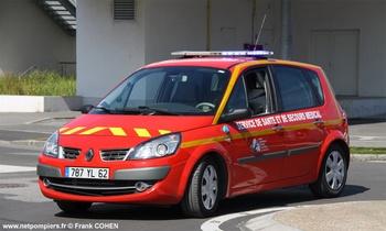 <h2>Véhicule radio médicalisé - Pas-de-Calais (62)</h2>