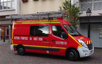 <h2>Véhicule pour interventions diverses - Colmar - Haut-Rhin (68)</h2>