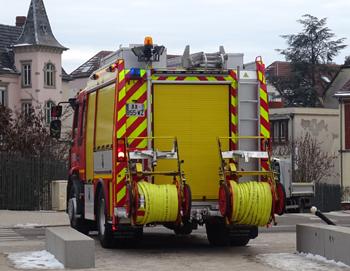 <h2>Fourgon-pompe tonne secours routier - Haut-Rhin (68)</h2>