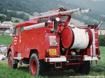 <h2>Fourgon-pompe tonne léger - Isère (38)</h2>