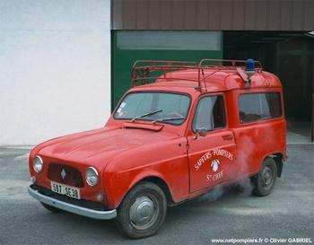 Véhicule de liaison, Sapeurs-pompiers, Isère (38)