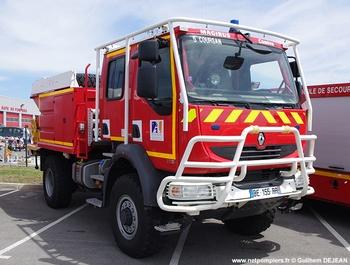 <h2>Camion-citerne pour feux de forêts - Coursan - Aude (11)</h2>