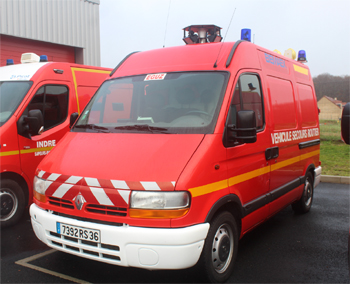 <h2>Véhicule de secours routier - Éguzon-Chantôme - Indre (36)</h2>