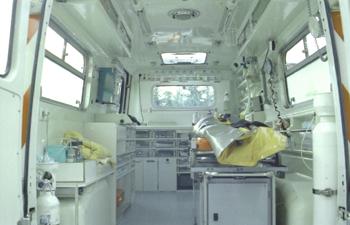 <h2>Ambulance de réanimation - Annonay - Ardèche (07)</h2>