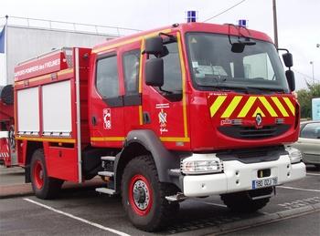 <h2>Camion-citerne rural - Montigny-le-Bretonneux - Yvelines (78)</h2>