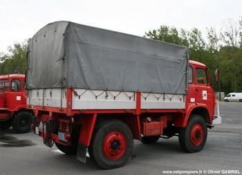 Dévidoir automobile, Sapeurs-pompiers, Calvados (14)