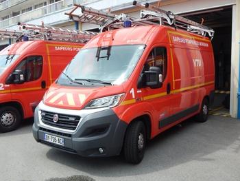 <h2>Véhicule pour interventions diverses - Lorient - Morbihan (56)</h2>