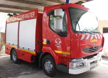 <h2>Véhicule de secours routier - Dzaoudzi - Mayotte (976)</h2>