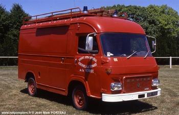 Véhicule pour interventions diverses, Sapeurs-pompiers, Vendée (85)