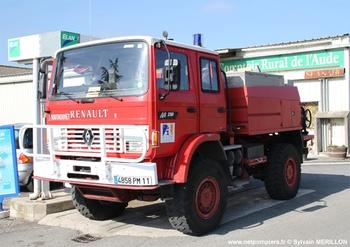 <h2>Camion-citerne pour feux de forêts - Mouthoumet - Aude (11)</h2>