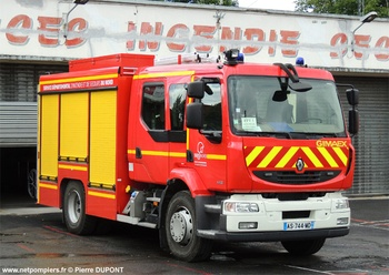 <h2>Fourgon-pompe tonne - Aulnoye-Aymeries - Nord (59)</h2>