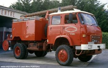 Véhicule de première intervention, Sapeurs-pompiers, Vendée (85)