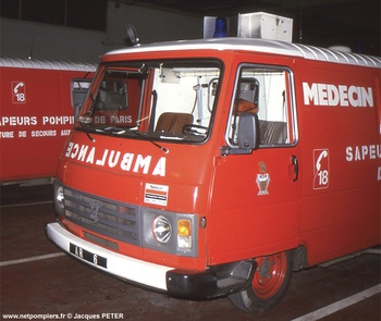 <h2>Ambulance de réanimation -  ()</h2>