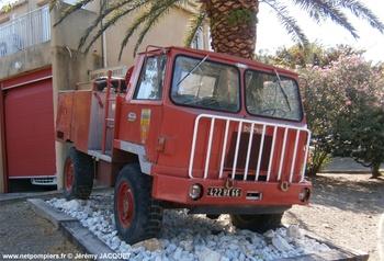 <h2>Camion-citerne pour feux de forêts - Pyrénées-Orientales (66)</h2>