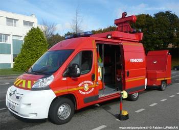 <h2>Véhicule de protection et de sécurité - Brest - Finistère (29)</h2>