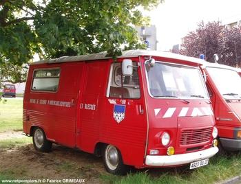 <h2>Véhicule de secours et d'assistance aux victimes - Ploeuc-sur-Lie - Côtes-d'Armor (22)</h2>