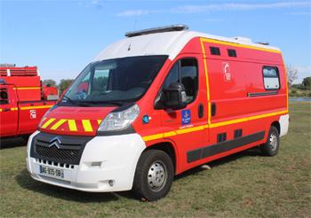 <h2>Véhicule pour interventions diverses - Meung-sur-Loire - Loiret (45)</h2>
