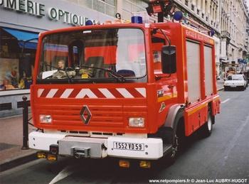 <h2>Véhicule de secours routier - Lille - Nord (59)</h2>
