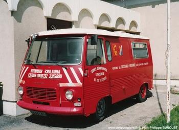 Véhicule de secours et d'assistance aux victimes, Sapeurs-pompiers, Gard (30)