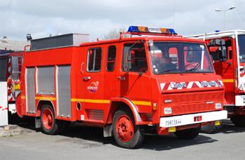 <h2>Fourgon-pompe tonne - La Chapelle-Basse-Mer - Loire-Atlantique (44)</h2>