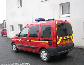 <h2>Véhicule poste de commandement léger - Vendôme - Loir-et-Cher (41)</h2>