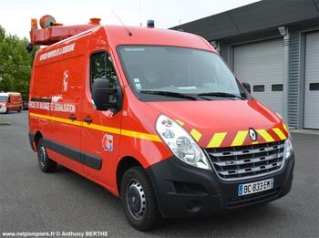 Véhicule de protection et de sécurité, Sapeurs-pompiers, Dordogne (24)