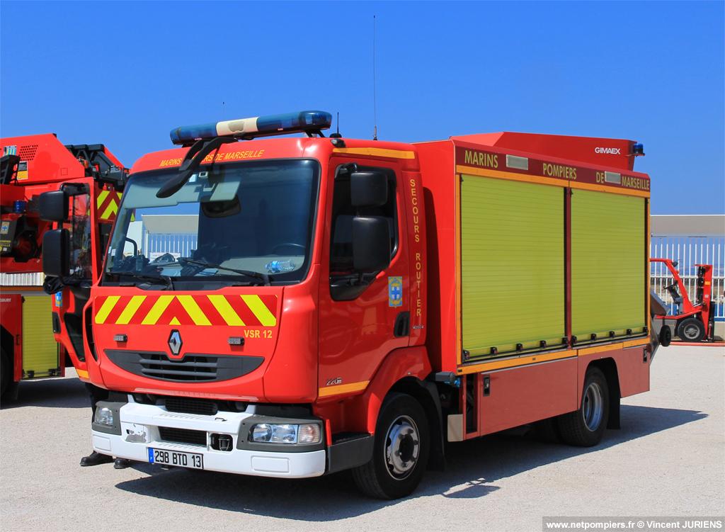 <h2>Véhicule de secours routier - Marseille - Bouches-du-Rhône (13)</h2>