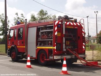 <h2>Fourgon-pompe tonne secours routier - Saint-Pierre-d'Oléron - Charente-Maritime (17)</h2>