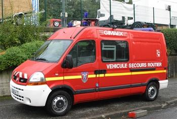 <h2>Véhicule de secours routier - Savoie (73)</h2>