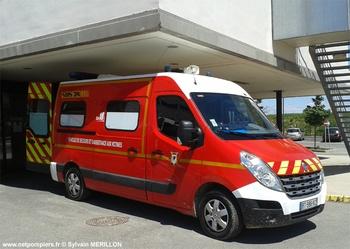 <h2>Véhicule de secours et d'assistance aux victimes - Lunel - Hérault (34)</h2>