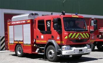 <h2>Fourgon-pompe tonne secours routier - Biscarrosse - Landes (40)</h2>