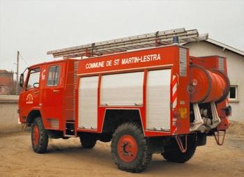 <h2>Fourgon-pompe tonne léger - Saint-Martin-Lestra - Loire (42)</h2>