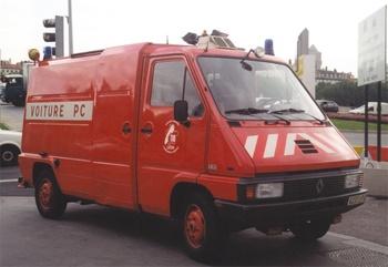 <h2>Véhicule poste de commandement - Communauté urbaine de Lyon - Rhône (69)</h2>