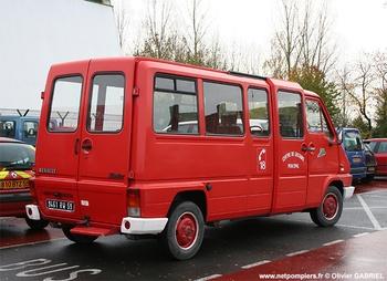 Véhicule de transport de personnel, Sapeurs-pompiers, Nord (59)